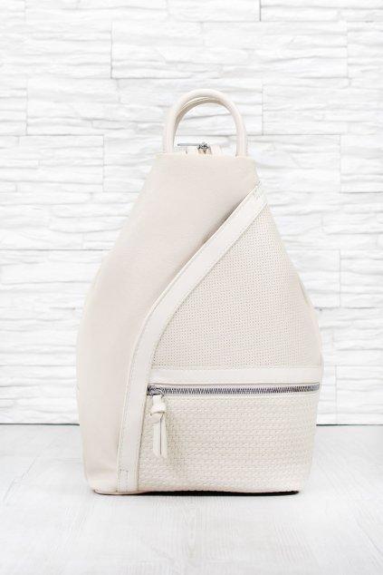 Dámský béžový batoh 5290 BB be (3)