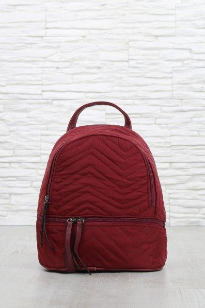 Malý sportovní batoh 5390 1MAROON (1)