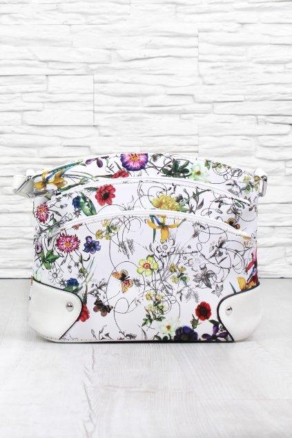 Elegantní kabelka 219WH (1)