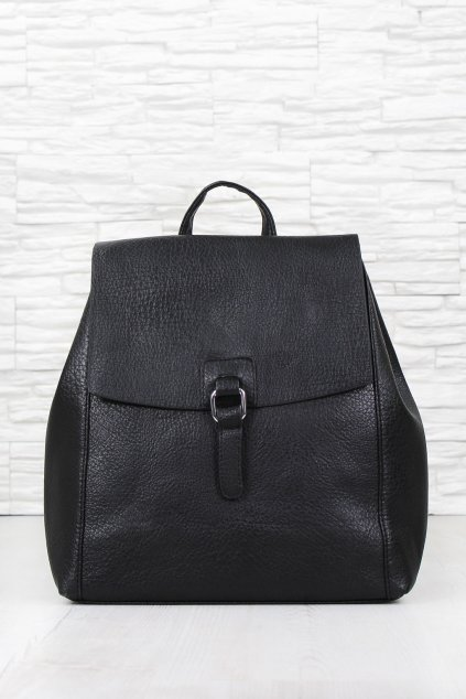 Černý batoh 7583B (2)