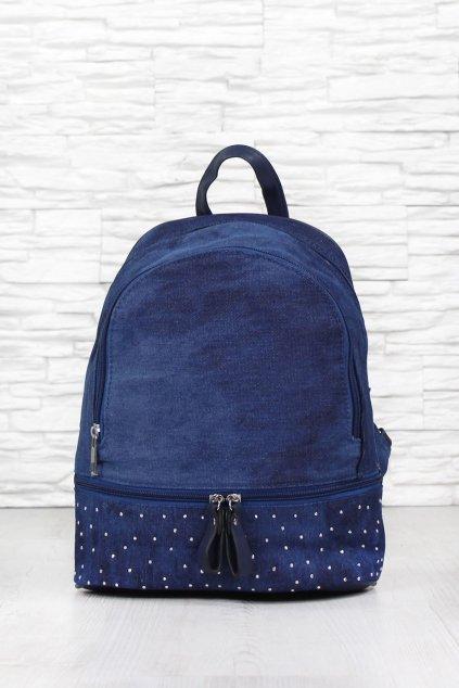 Džínový batoh 9345D (1)