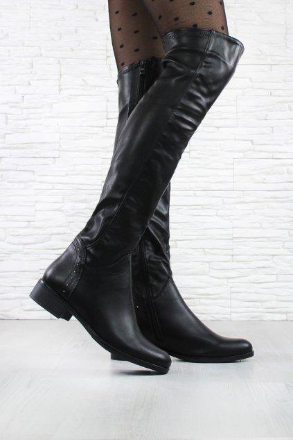 Kozačky nad kolena 7 X8009A (1)