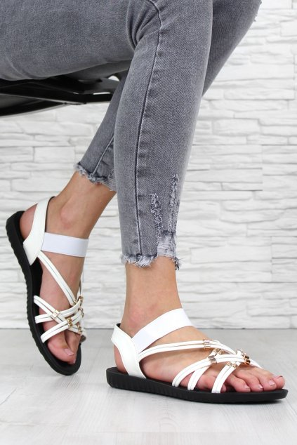Letní dámské sandály 2028WH (2)