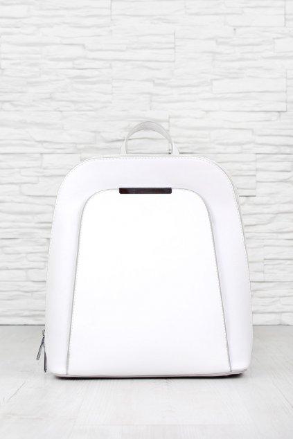 Dámský bílý batoh 3415 BB (1)