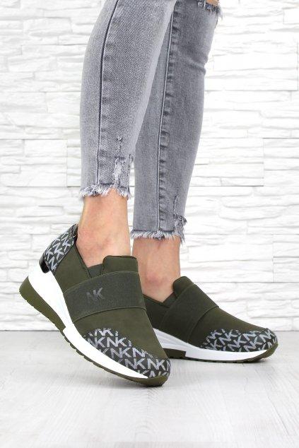 Dámské botasky LDLJ 47GR (1)