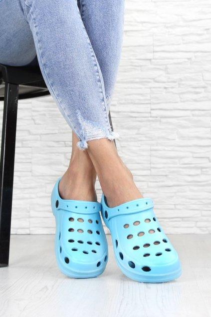 Gumové pantofle A 002LT (2)