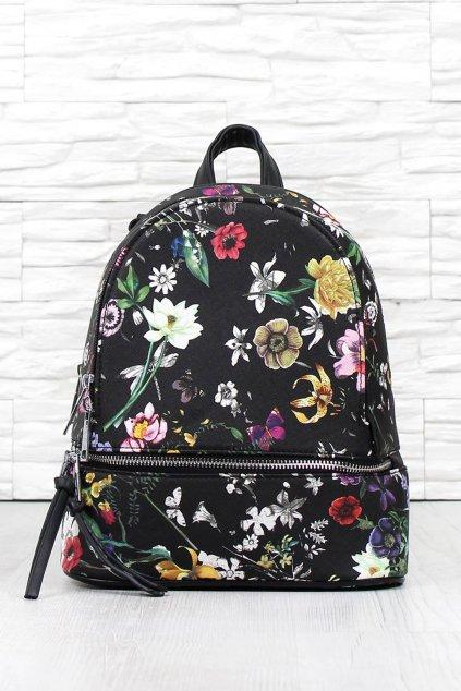 Kvetovany batoh 30cm