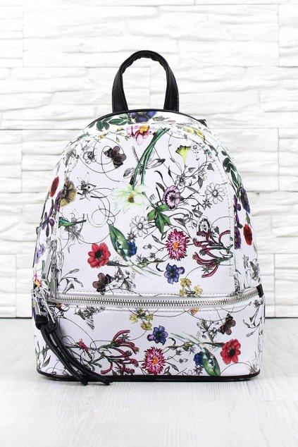 Kvetovany batoh 30cm 3