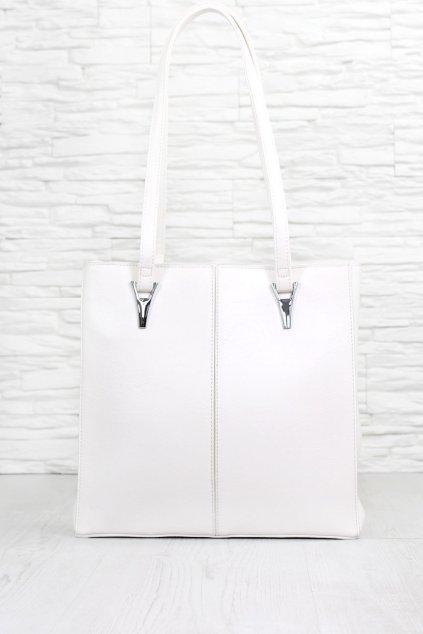 Bílá kabelka 1202B402WH (1)