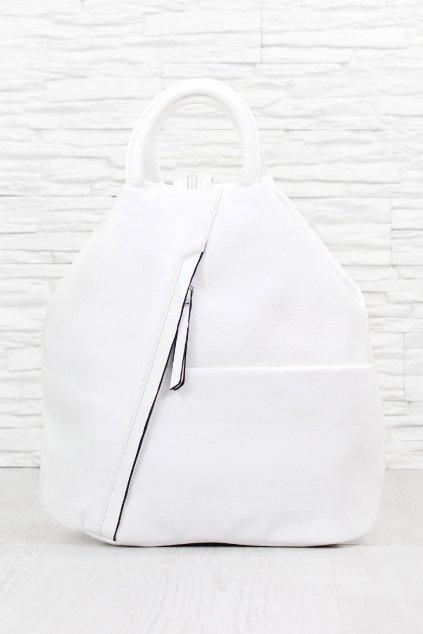 Bílý batoh 7175WH (1)