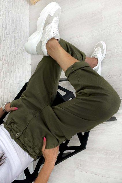 kalhoty khaki 2