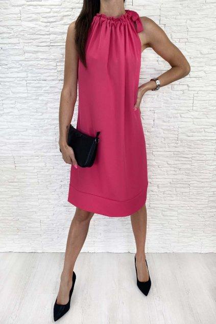 šaty pink 1