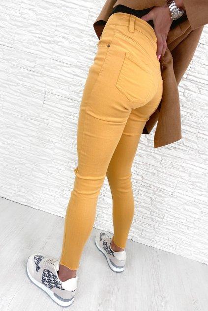 Zlute kalhoty