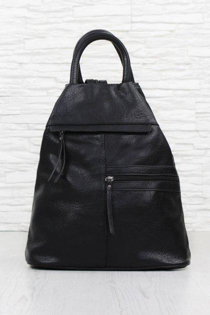 Dámský černý batoh XZJ806B (1)