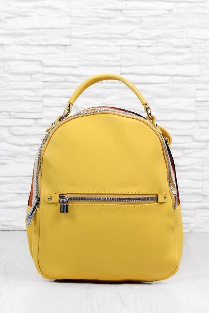 Žlutý batoh 5323 BB YE (1)