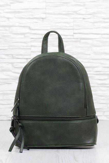 Malý zelený batoh A172GR (1)