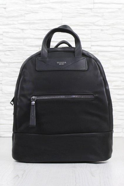 Černý sportovní batoh 5556 TS B (1)