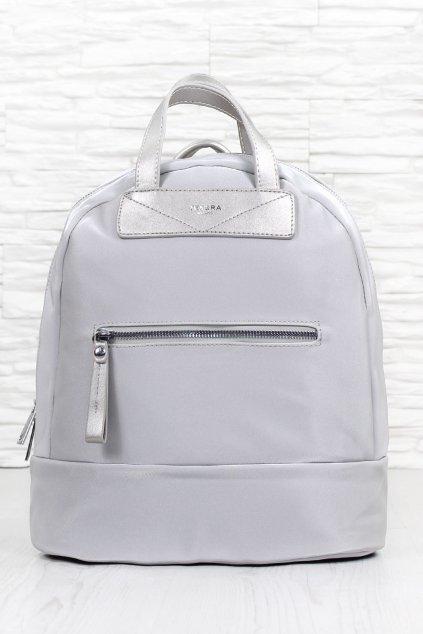 Dámský stříbrný batoh 5556 TS SI (1)