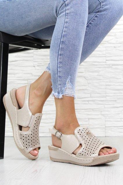 Dámské sandále 56055 7BE (1)