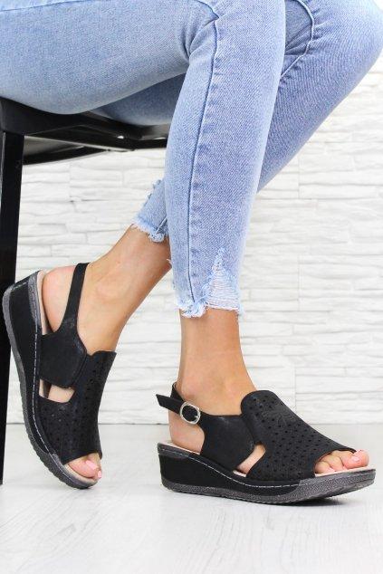 Dámské sandále 56055 1B (1)