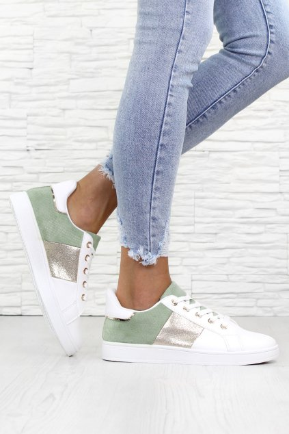 Dámské sneakers KLQS 12GR (2)