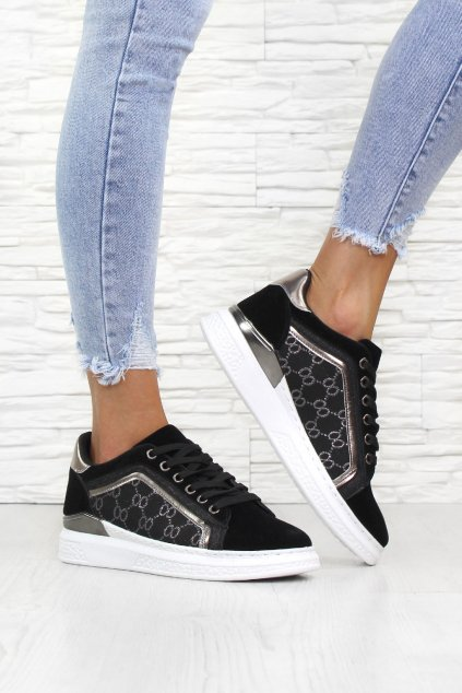 Černé botasky DOJ 1B (3)