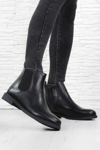 Chelsea boots 21ZY6055 1B (1)