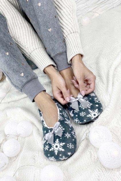 domaci baleriny gray