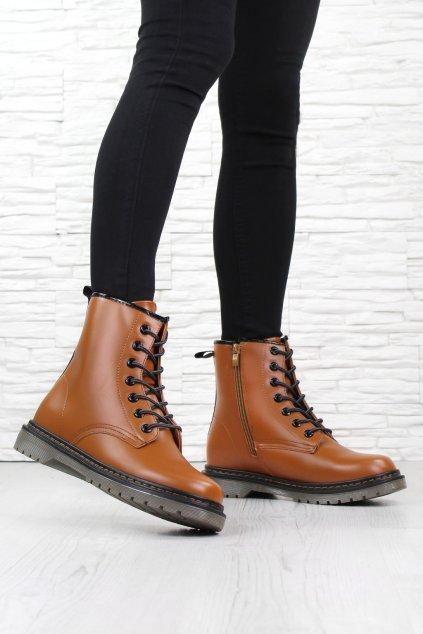 Dámské kotníkové boty TL142 8YE (1)