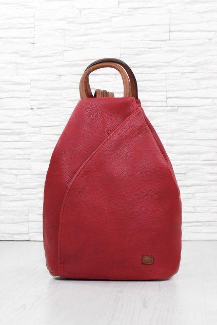 Červený batoh D600R (1)