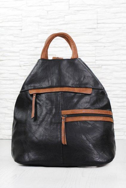 Černý batoh 7179B (1)