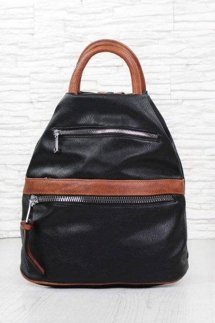 Dámský batoh 18315 1B BR (1)