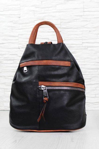 Dámský batoh 18314 1B BR (1)