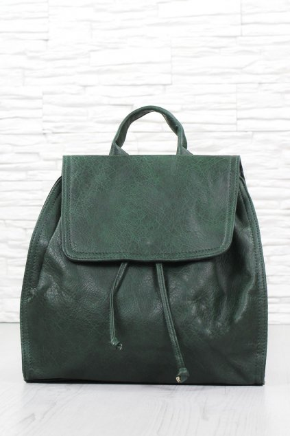 Zelený batoh 2268GR (2)