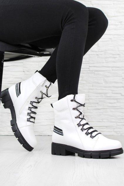 Dámské kotníkové boty H2076B (1)