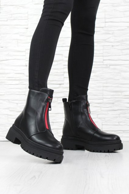 Dámské kotníkové boty H2079A (1)
