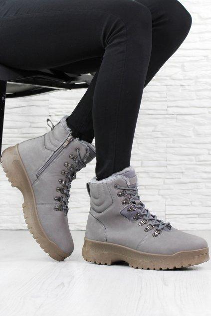 Dámské kotníkové boty 3306 3D G (1)