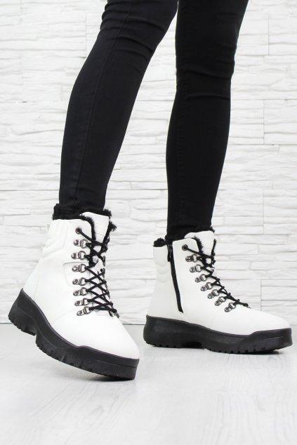 Dámské kotníkové boty 3306 2WH (3)