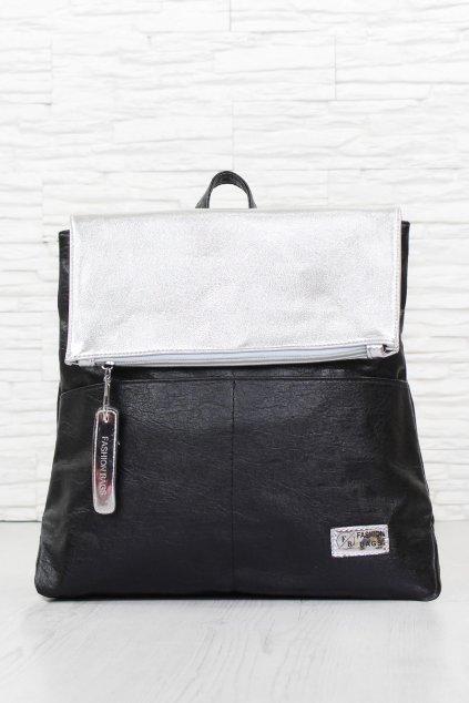 Dámský elegantní batoh SB 1018B SI (1)