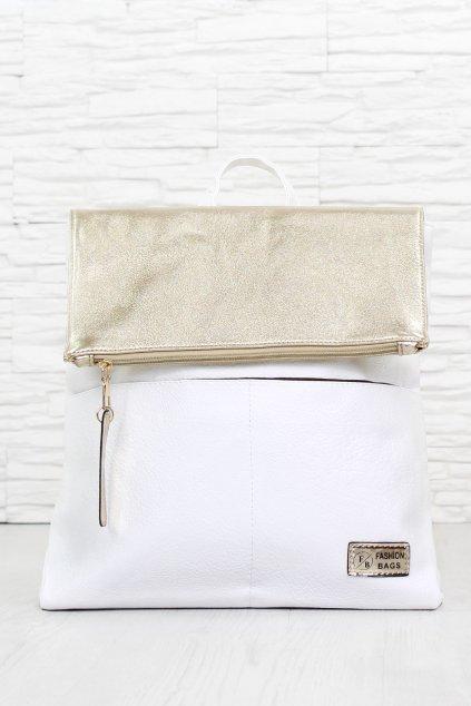 Elegantní batoh SB 1018WH GO (1)