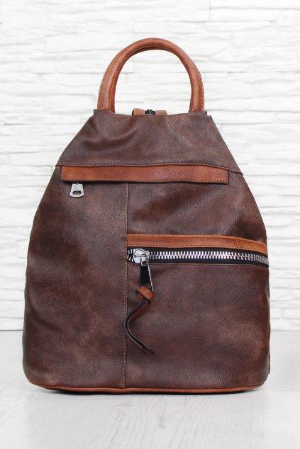 Hnědý batoh 18314 1CO (1)