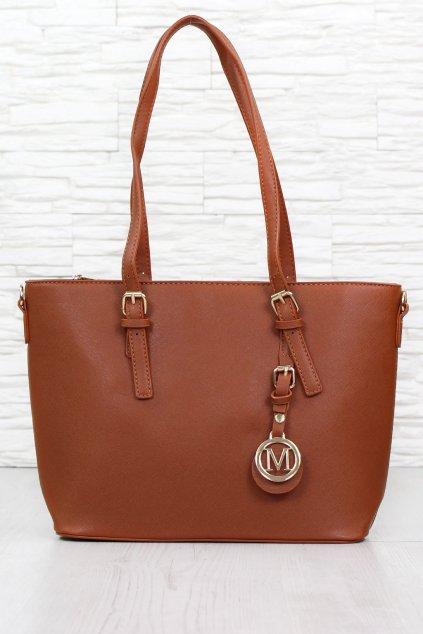 Dámská elegantní kabelka 1402CA79BR (1)