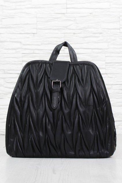 Černý batoh A 2443B (1)