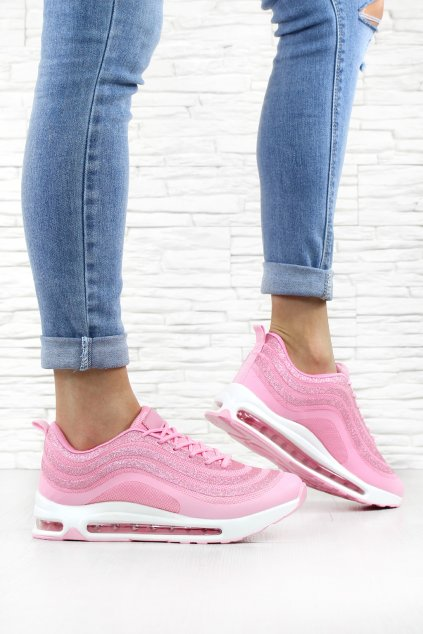 Růžové botasky MA07 3PI (1)