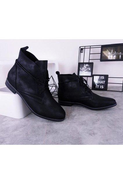 jarni kotnikove boty