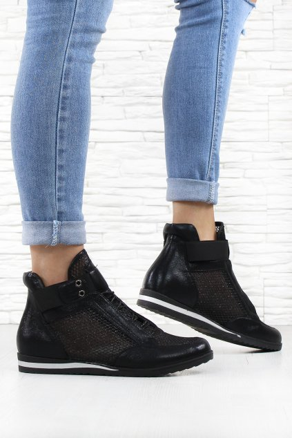 Jarní kotníkové boty 1592 89A (3)