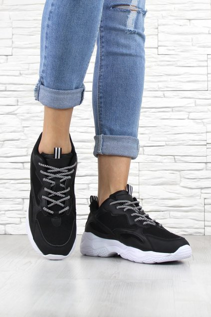 Sneakers black YD06P 1 B.wh (1)