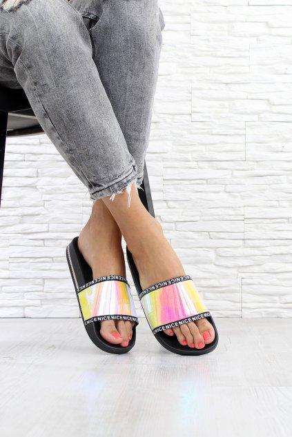 Holografické pantofle BG53P (1)