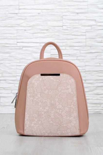 Růžový batoh 5409 BB (1)
