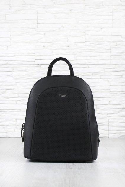 Černý elegantní batoh 5307 TS b (1)